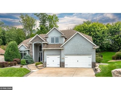 Eagan Single Family Home For Sale: 1476 Pinetree Pass