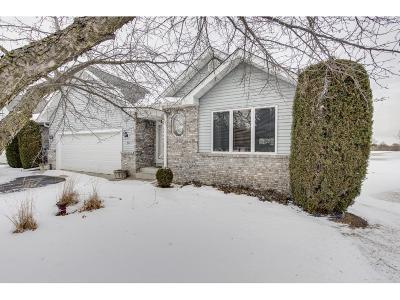 Ham Lake Condo/Townhouse For Sale: 901 138th Lane NE
