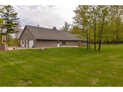 Aitkin Single Family Home Contingent: 24700 435th Avenue