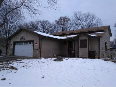 Elk River Single Family Home Contingent: 19064 Dodge Street NW
