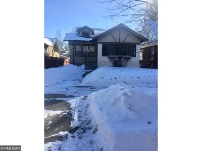 Saint Paul MN Single Family Home Contract for Deed: $185,500