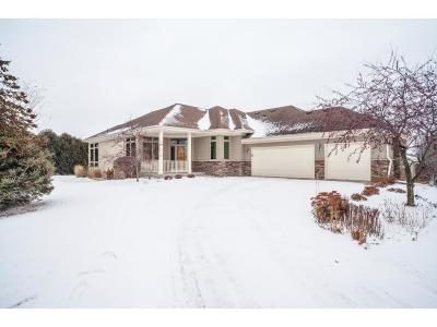 Prior Lake Condo/Townhouse For Sale: 3346 Glynwater Trail NW