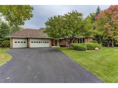 Minnetrista Single Family Home For Sale: 10 Fairway Ridge Drive