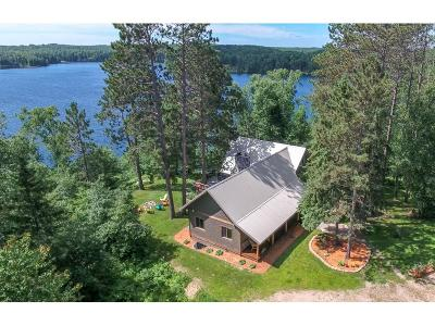 Itasca County Single Family Home For Sale: 32659 Fox Lake Trail Trail