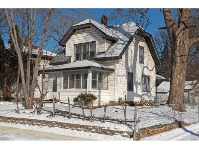 Minneapolis Single Family Home For Sale: 4202 James Avenue N