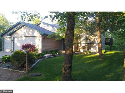 Chisago County Single Family Home Contingent: 42355 Joywood Avenue