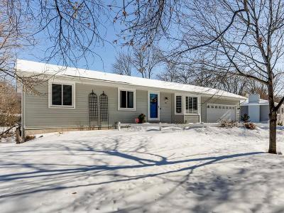 Hennepin County Single Family Home Contingent: 112 Saratoga Lane N
