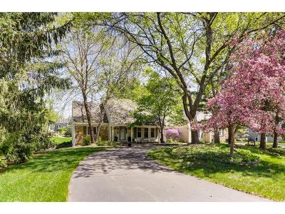 Hudson Single Family Home For Sale: 1729 Golfview Circle