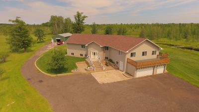 Aitkin Single Family Home For Sale: 31640 240th Lane