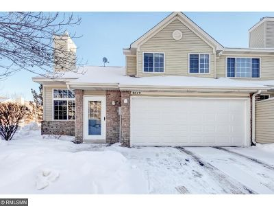 Inver Grove Heights Condo/Townhouse Contingent: 8679 Beverly Way