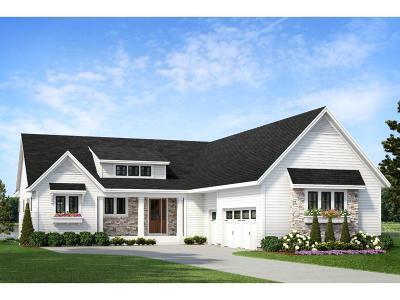 North Oaks Condo/Townhouse For Sale: 5 Kestrel Court