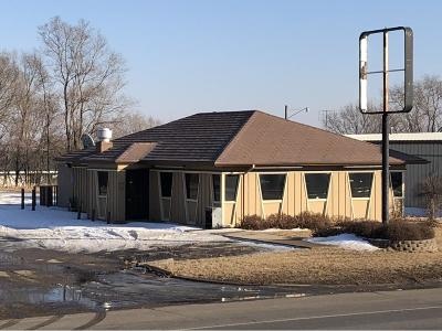 Sauk Centre MN Commercial For Sale: $174,900