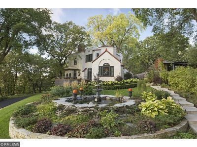 Saint Paul Single Family Home For Sale: 31 Benhill Road