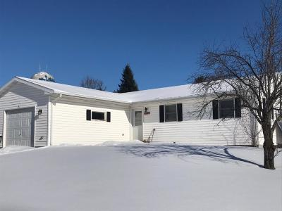 Menomonie Single Family Home For Sale: 2520 Ricky Lane