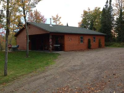 Cloquet Single Family Home For Sale: 9155 Swan Lake Rd