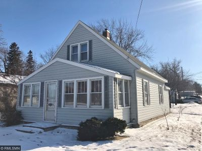 Waite Park Single Family Home For Sale: 822 3rd Street N