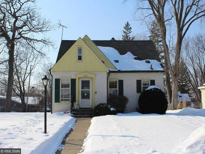Crystal Single Family Home Contingent: 3409 Orchard Avenue N