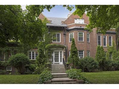 Minneapolis MN Multi Family Home For Sale: $1,250,000