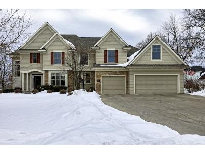 Inver Grove Heights Single Family Home For Sale: 11521 Ashley Court