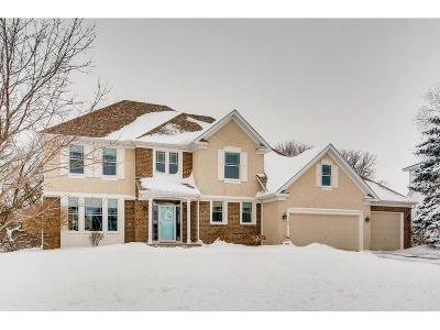 Eagan Single Family Home For Sale: 1704 Brant Circle