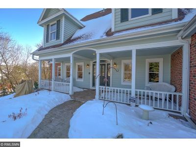 Eagan Single Family Home For Sale: 853 Great Oaks Trail