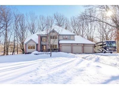 Blaine Single Family Home For Sale: 3348 Pheasant Run NE