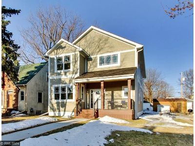 Minneapolis Single Family Home For Sale: 5612 Stevens Avenue