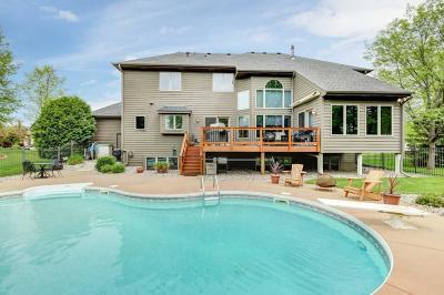 Chaska Single Family Home For Sale: 660 Weston Ridge Parkway