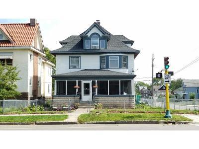 Minneapolis Multi Family Home Contingent: 3553 Portland Avenue