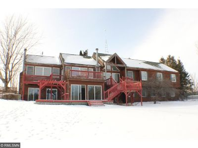 Cambridge Single Family Home For Sale: 35197 Wakenen Drive NE