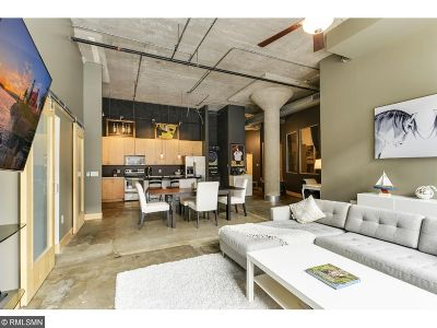Condo/Townhouse For Sale: 918 N 3rd Street #102
