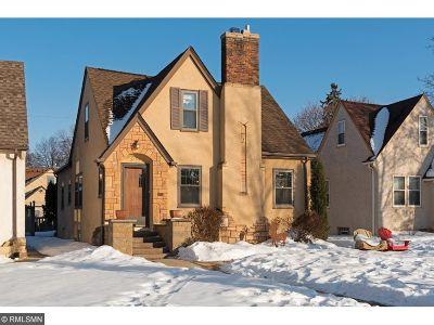 Minneapolis Single Family Home For Sale: 5155 Park Avenue