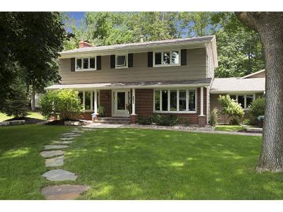 Edina MN Single Family Home For Sale: $997,000