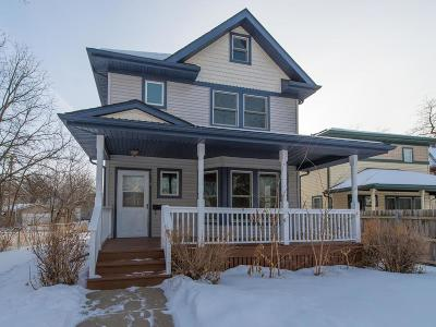 Minneapolis Single Family Home For Sale: 2118 Ilion Avenue N