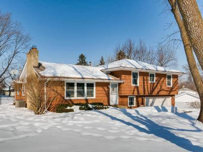 Bloomington MN Single Family Home For Sale: $330,000