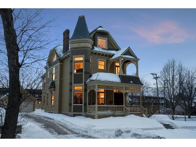 Saint Paul Single Family Home For Sale: 614 Dayton Avenue