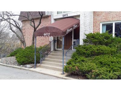 Edina MN Condo/Townhouse For Sale: $160,000