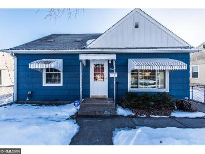 Saint Paul Single Family Home For Sale: 868 Howard Street N