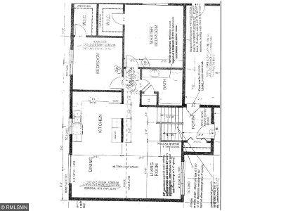 Anoka County, Carver County, Chisago County, Dakota County, Hennepin County, Ramsey County, Sherburne County, Washington County, Wright County Single Family Home For Sale: Xxx 61st Street NE