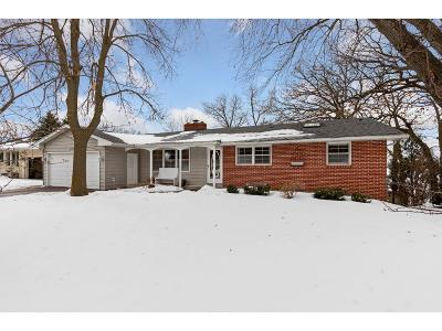 Lakeville Single Family Home For Sale: 12190 168th Street W
