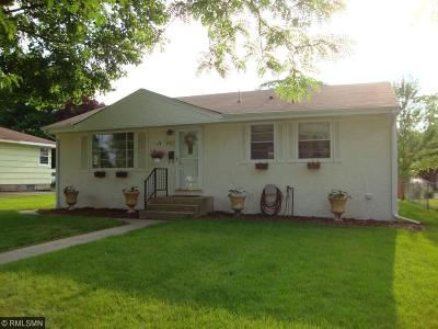 Robbinsdale Single Family Home Contingent: 4341 Ewing Avenue N