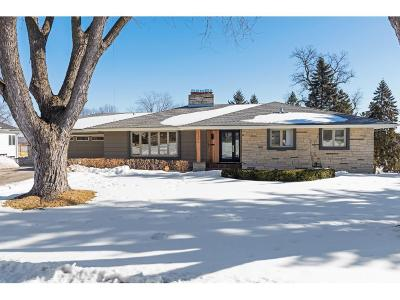 Golden Valley Single Family Home Sold: 1100 Wills Place