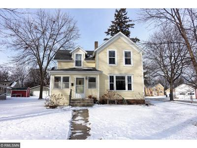 Hutchinson Single Family Home For Sale: 606 Franklin Street SW