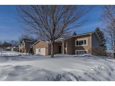 Eagan Single Family Home For Sale: 4395 Yorktown Drive