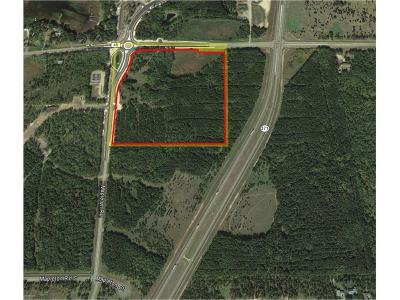 Baxter Residential Lots & Land For Sale: Cr 48/Mapleton Rd