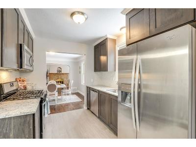 Minneapolis Single Family Home For Sale: 3442 Fillmore Street NE