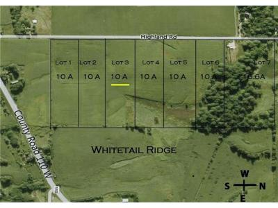 Minnetrista Residential Lots & Land For Sale: 2980 Highland Road