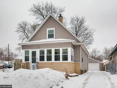 Saint Paul Single Family Home For Sale: 1004 Western Avenue N