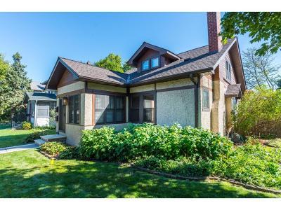 Minneapolis Multi Family Home For Sale: 4749 Blaisdell Avenue