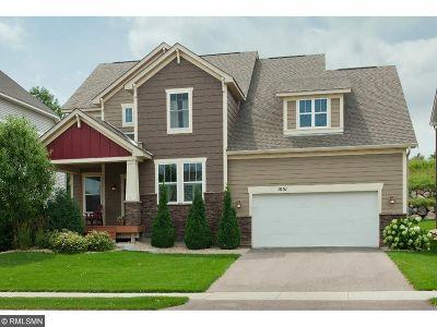 Chaska Single Family Home Contingent: 1051 Rosemary Circle